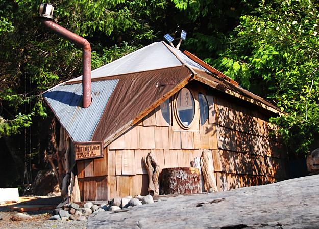 Nitinat Sauna, BritishColumbia.com