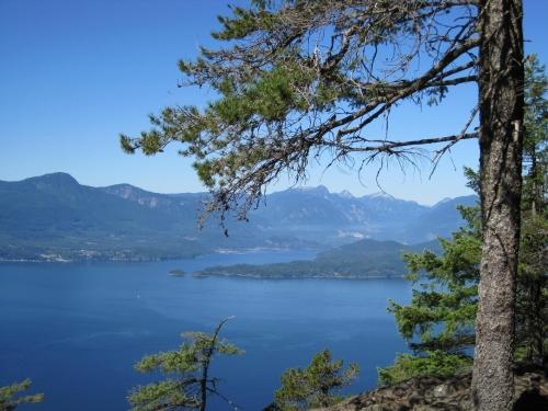 Vancouver Observer, Mount Gardner, Bowen Island, British Columbia