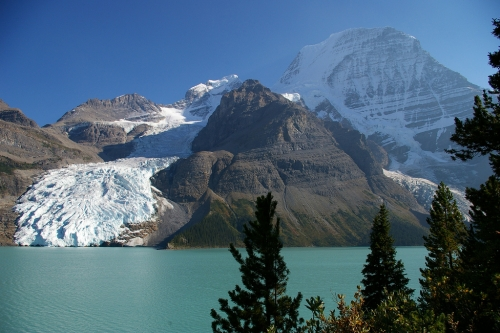 Vancouver Observer, Mount Robson, British Columbia