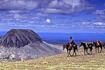 Itcha Ilgatchuz Mountain Outfitters, Six Mile Ranch, Anahim Lake, Chilcotin, British Columbia