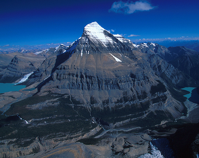 Mount Robson, BC Rocky Mountains