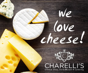 Charelli's: Victoria's finest Cheese Mongers, Specialty Food Merchants, Catering, Gift Packaging Specialists.