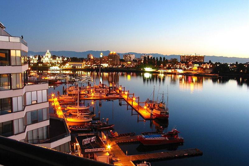 Victoria Regent Waterfront Hotel & Suites, Victoria, Vancouver Island, British Columbia