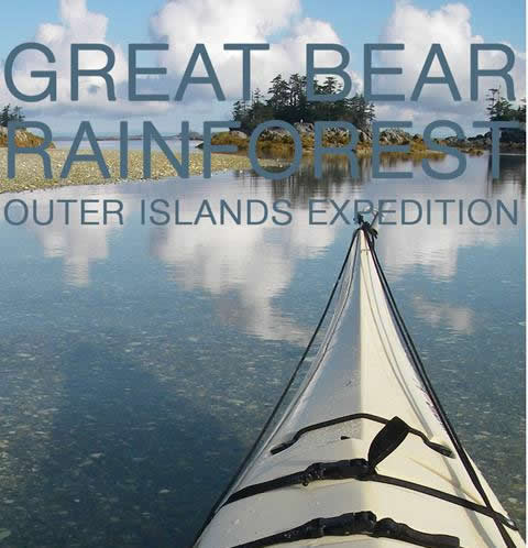 Great Bear Rainforest Outer Islands Expedition, British Columbia, Canada