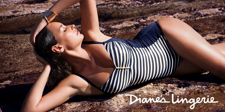 Diane's Lingerie PrimaDonna Swimwear Collection, Dive Into Summer, Vancouver, British Columbia