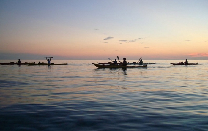 Winter Paddling Getaway: Kayak the Bahamas with Spirit of the West Adventures, British Columbia