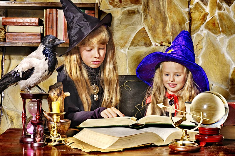 Halloween events for big kids and little kids in Vancouver, British Columbia