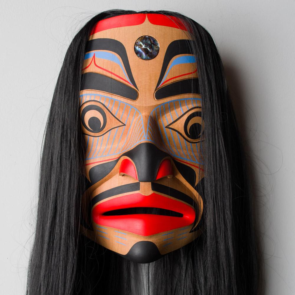 brabant-jay-portrait-mask-douglas-reynolds-gallery-south-granville-vancouver-art-1