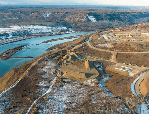 The real reason British Columbia is spending $9 billion on Site C Dam