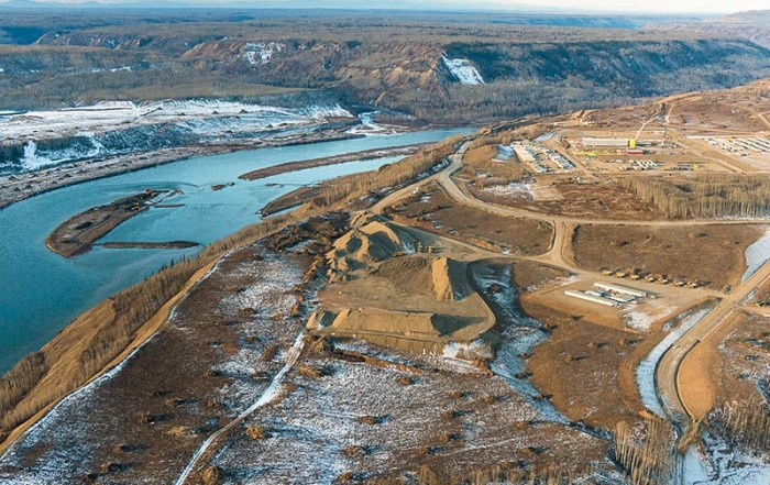 The real reason Clark and Co. are spending $9 billion on Site C Dam in Northern British Columbia: Ben Parfitt, Canadian Centre for Policy Alternatives