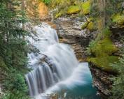 Johnston Canyon, Bow Valley Parkway, Banff National Park, Alberta, Canada