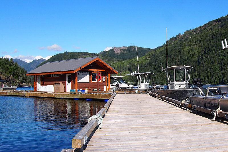 True key hotels resorts marinas british columbia for British columbia fishing lodges
