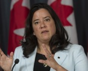 Justice Minister Jody Wilson-Raybould: Ottawa Can't Force Kinder Morgan on B.C.