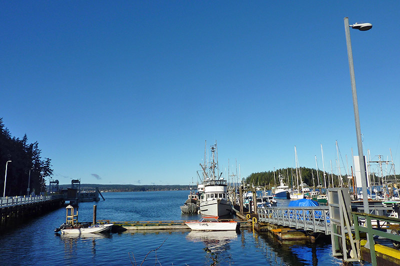 Get Some Island Time: Quadra Island and Cortes Island, British Columbia, Canada