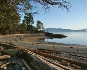 Salish Sea Marine Trail, Vancouver Island and BC Sunshine Coast, British Columbia