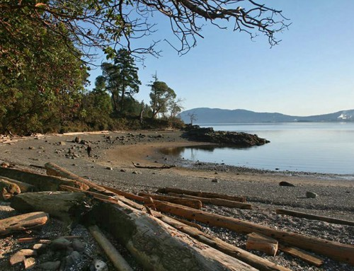 Salish Sea Marine Trail connects Vancouver Island to BC Mainland