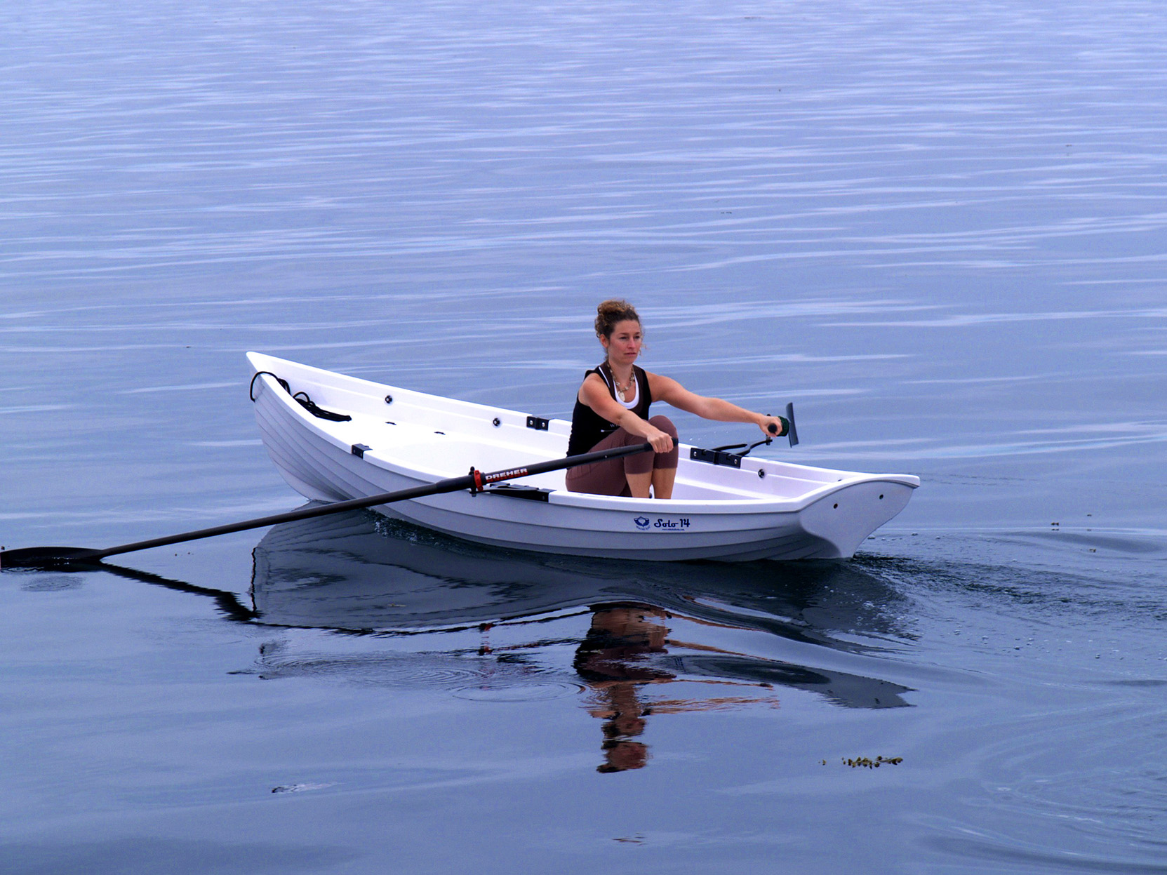 Whitehall Rowing and Sail, Slide Seat Rowboat