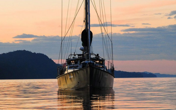 Sail Coastal British Columbia with Raincoast Conservation Foundation