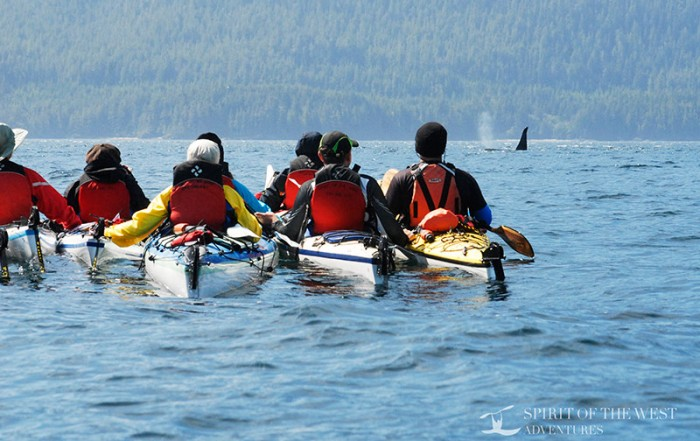 Spirit of the West Kayaking, British Columbia, Canada