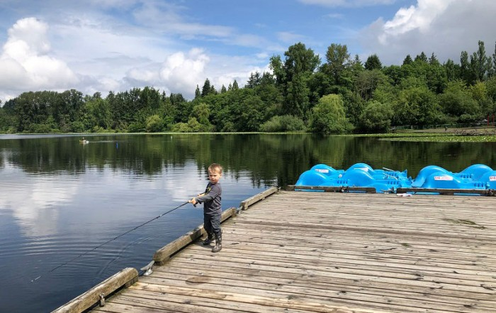 Fishing for Rainbow Trout in British Columbia: Jesse St. Mars, BC Fishing Journal