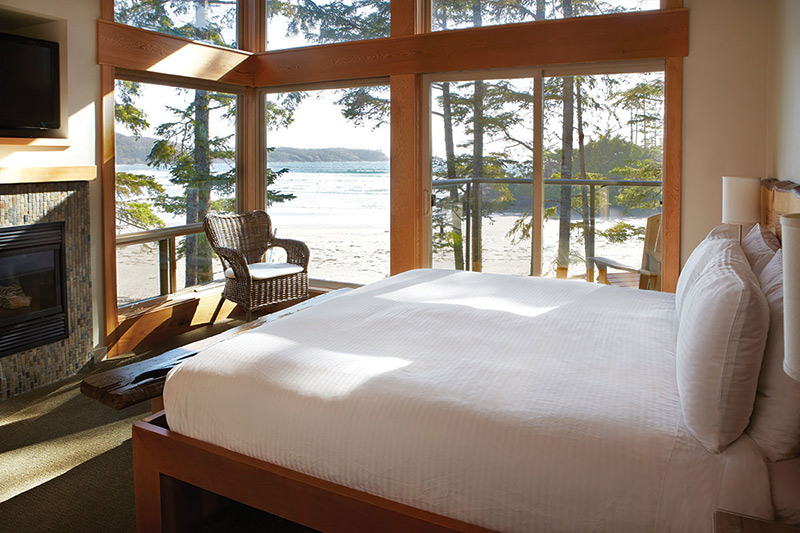 Pacific Sands Beach Resort Tofino Vancouver Island British Columbia